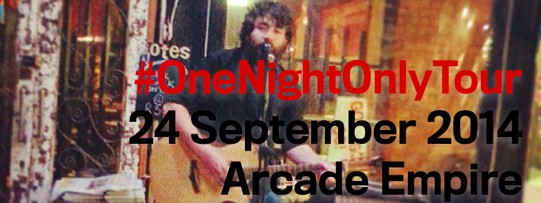 #OneNightOnlyTour
