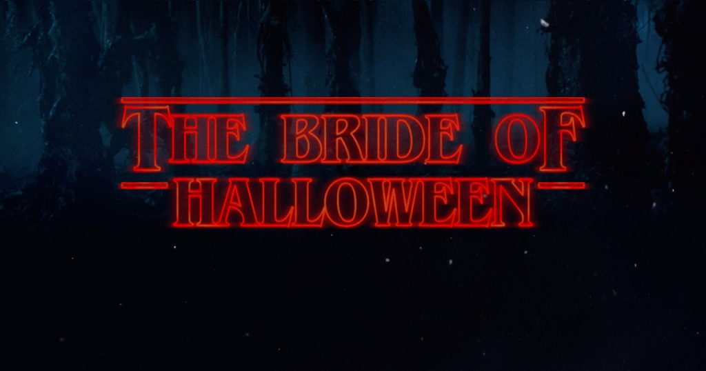 The Bride of Halloween