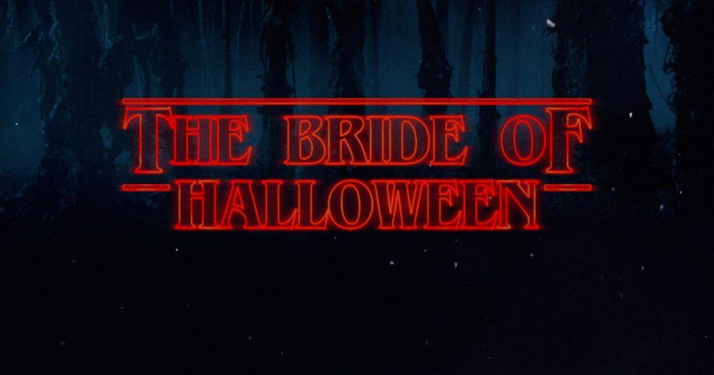 The Bride of Halloween